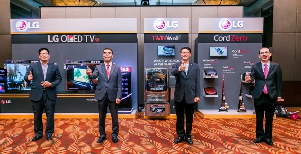 LG Convention 2016 debuts Spectacular Innovations