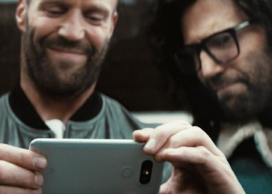 LG taps popular Jason Statham to star in first TV Commercial for G5