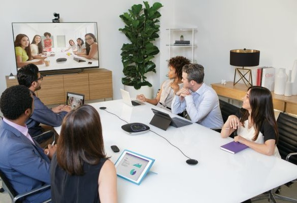 Logitech transforms the way teams use Video Conferencing