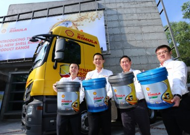 Shell Malaysia launches New Range of Shell Rimula Products and Enhanced Fully Synthetic Heavy Duty Diesel Engine Oil