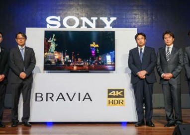 Sony introduces New 4K HDR (High Dynamic Range) TV Line
