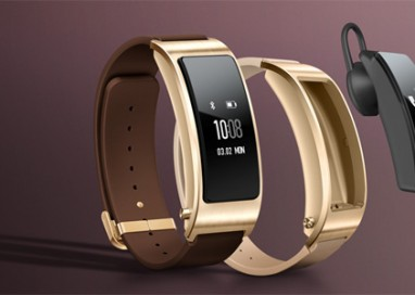 Huawei launches the TalkBand B3 Wearable Device