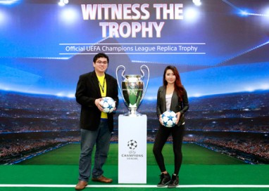 Sony Mobile Malaysia celebrates the UEFA Champions League 2016 Season