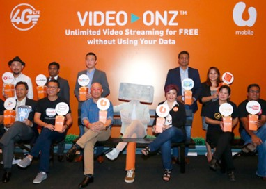 U Mobile customers to enjoy 24/7 unlimited streaming for Free without using their data