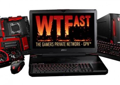 MSI presents Incredibly Smooth Gaming Powered by WTFast GPN