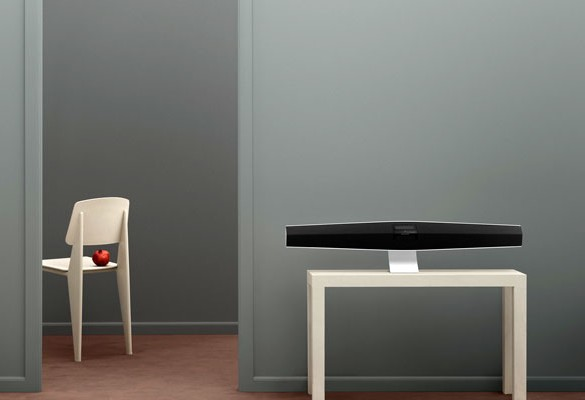 Introducing BeoSound 35: The new all-in-one wireless music system for a wide staged sound experience at home