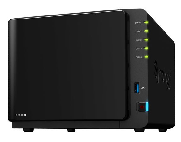 Synology announces DiskStation DS916+