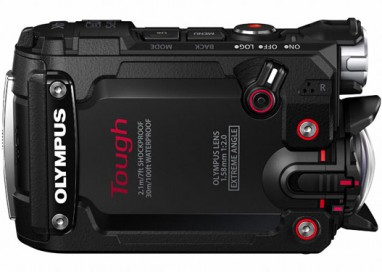 New Stylus TG-Tracker action camera combines 4K video recording and positional data logging with Olympus' proven Tough technology