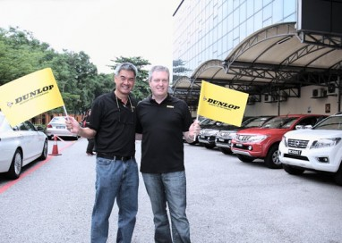 Continental Tyre Malaysia introduces All-New Dunlop 4×4 Tyres