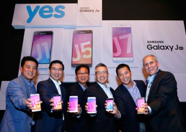Live Life Non-Stop with the Samsung Galaxy J Series (2016)