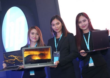 HP's New Range of Computing & Print Products display the 'Reinvention of Today'