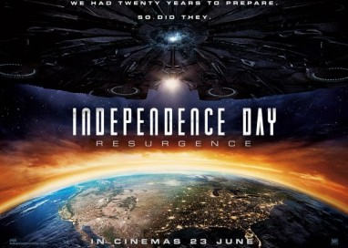Independence Day: Resurgence: We always knew they were coming back