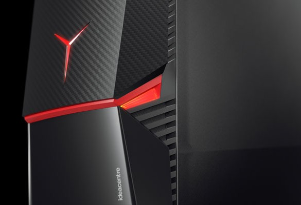 Lenovo introduces World's First Gaming Desktop with NVIDIA GeForce GTX 1080