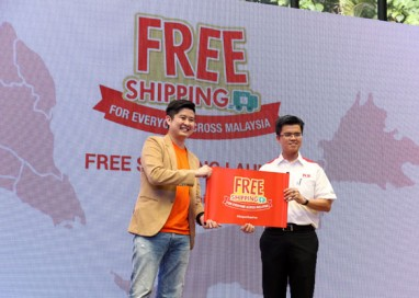 Shopee launches Free Shipping Program for everyone in Malaysia!