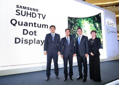 Samsung takes a Quantum Leap with 2016 premium design SUHD TV Line-Up