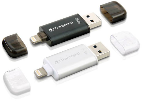 Transcend debuts Fashionable JetDrive Go Mobile Storage Solutions with Dual Connectors for Apple Devices in Malaysia