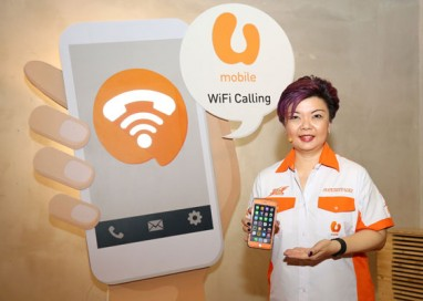 U Mobile launches Another First – WiFi Calling