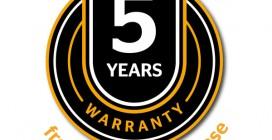 5yearswarranty