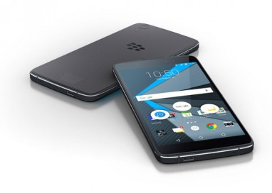 Blackberry announces the World's Most Secure Android Smartphone – DTEK50