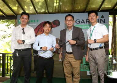 Garmin launches devices for golfer