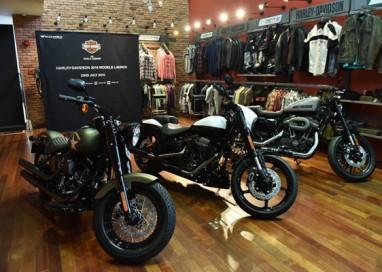 Harley-Davidson Kuala Lumpur launches Three New 2016 Models