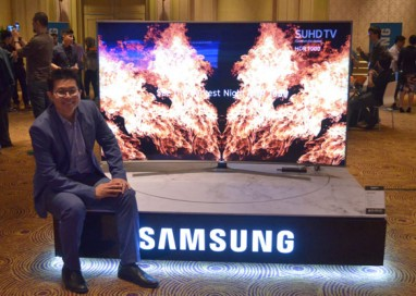 Samsung presents the Best of Visual Displays and Audio Systems