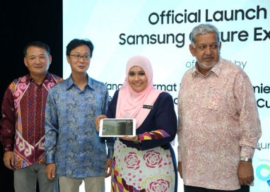 Samsung celebrates Malaysia's Heritage with Culture.Connect