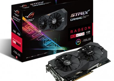 ASUS Republic of Gamers announces Strix RX 470