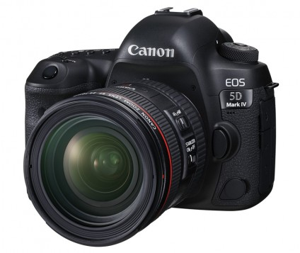 Canon's EOS 5D Mark IV for photographers in pursuit of the perfect shot