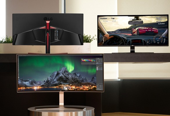 LG to unveil the Latest Innovative 21:9 Aspect Monitors Line-Up at IFA