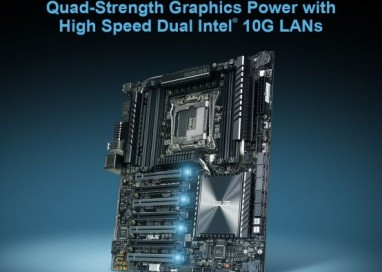 ASUS announces X99-E-10G WS