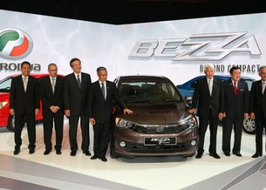 Perodua Bezza launched, receives 4,028 bookings within 5 days