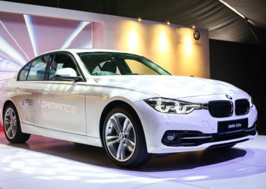 BMW Group Malaysia introduces the New BMW 330e at BMW Innovation Days Malaysia 2016