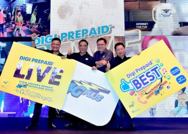 Digi launches New Prepaid Internet Packs with Free Monthly 4G Streaming Quota
