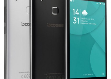 Doogee launches Doogee X5 Max / X5 Max Pro, Most Affordable Smartphone with Fingerprint Scanner