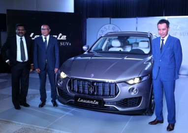 The Maserati Levante makes its first appearance in South East Asia for exclusive preview in Malaysia