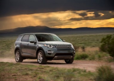 Land Rover Discovery Sport Diesel variant now available