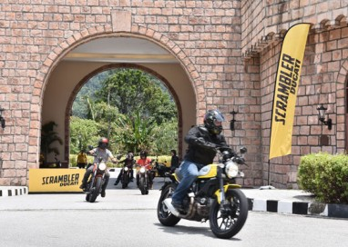 Ducati Scrambler – The Land of Joy