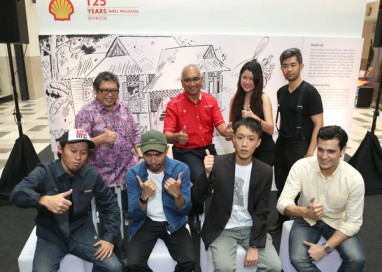 Celebrating the Malaysian Pioneering Spirit through Art