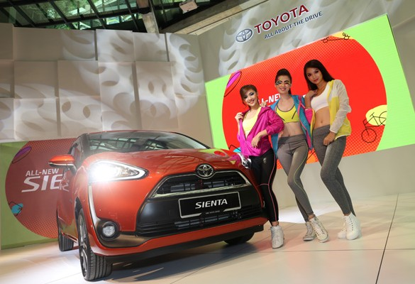 All-New Toyota Sienta Compact MPV launched in Malaysia