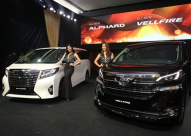 All-New Toyota Alphard & All-New Toyota Vellfire launched in Malaysia