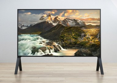 Sony launches the Z Series as Ultimate 4K HDR Ultra HD TV
