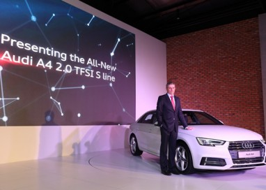 The All-New Audi A4: Progress is Intense