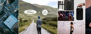Ford, HARMAN to revolutionise In-Vehicle Audio Experiences Worldwide through B&O PLAY Sound System