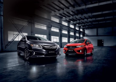 Honda Malaysia introduces X Edition for City and Jazz Models
