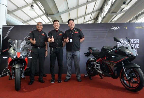 Naza Bikes launches N5R
