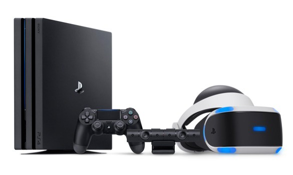 Sony announces slimmer PlayStation4, PlayStation4 Pro and New Peripherals