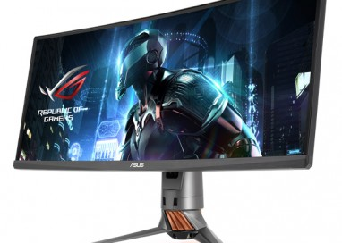 ASUS Republic of Gamers announces Swift PG348Q