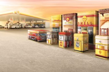 Shell launches 125th Anniversary Heritage Canisters Collection