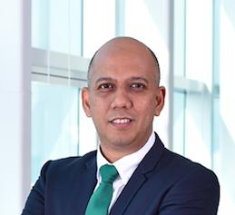 Wan Zainal Adileen, Managing Director of edotco Malaysia